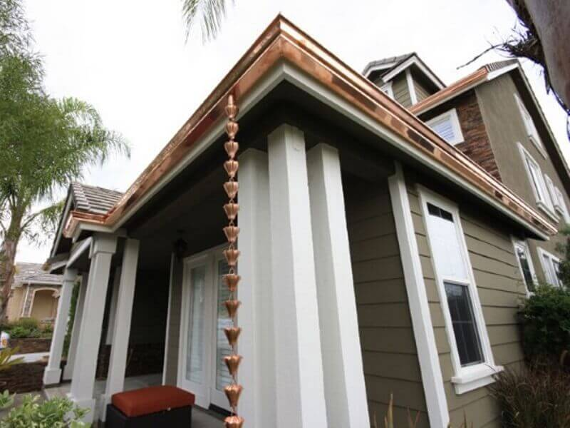 Top 3 Best Rain Gutter Materials for Your Home