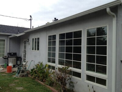 Gutters Sales and Service in Arleta, Gutters Installation and Replacement in Arleta, Aluminum, Copper and Seamless Gutters, Leaders, Rain Chains, Barrels, Headers, and Accessories