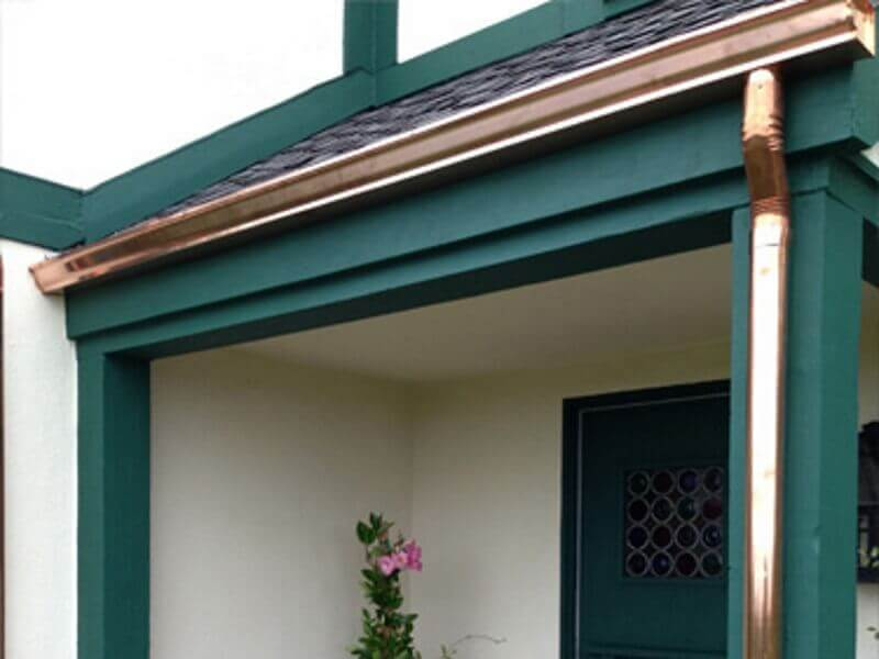 Rain Gutter Sales and Service in San Gabriel, Gutter Installation & Replacement in San Gabriel, Aluminum, Copper, and Seamless Gutters, Leaders, Rain Chains, Barrels, Headers, and Accessories